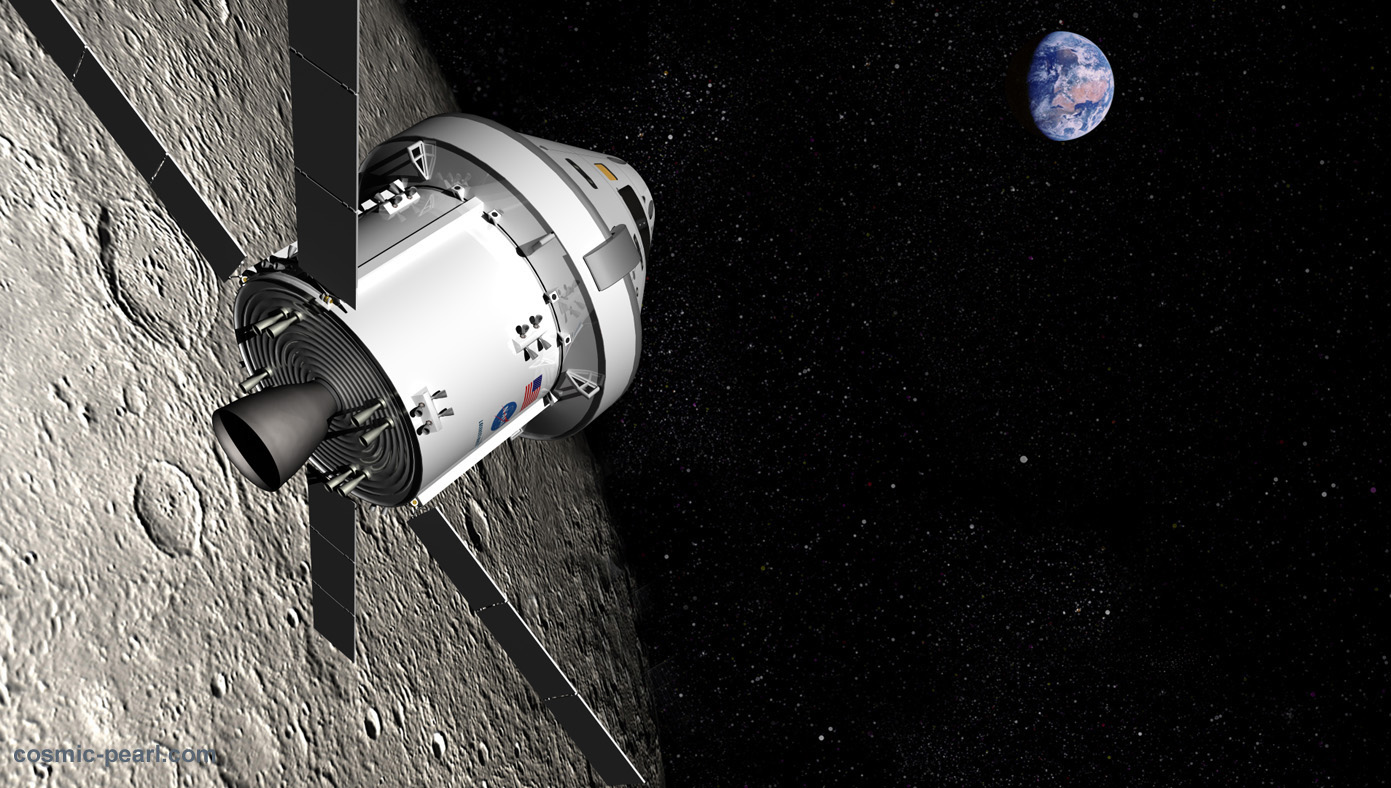 nasa orion moon -#main