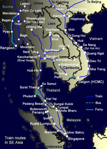 Asia 2012 Trip